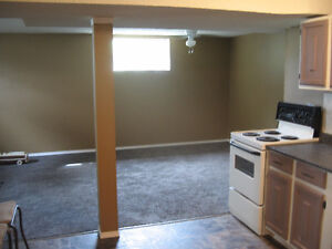Legal three bedroom basement suite for rent.
