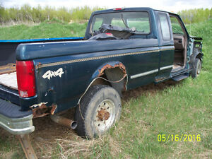 Parting out 1996 Ford F-250 truck UPDATED Strathcona County Edmonton Area image 8