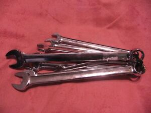 Snap-on & Ulra Pro tools Wrenches