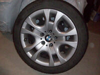 BMW Pirelli Sottozero RUN FLAT Winter tires