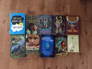 Young teen books (10 books for $20)