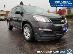 2017 Chevrolet Traverse LS  - Certified - Touch Screen - $189.05