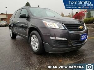 2017 Chevrolet Traverse LS  - Certified - Touch Screen - $192.87