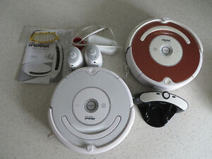 Irobot Roomba series 500