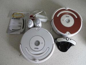 Irobot Roomba series 500