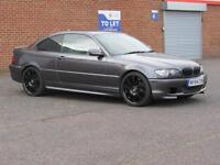 2004/54 BMW 320 2.2 Ci Sport, 10 months mot, HPI Clear, full leather