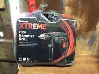 Powerbase Xtreme 710w hammer drill