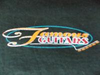 FAMOUS GUITARS T-SHIRT