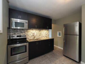 RENOVATED 2 BEDROOM APARTMENT IN STANLEY PARK