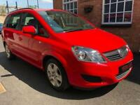 2013 Vauxhall Zafira 1.6 i VVT 16v Exclusiv 5dr