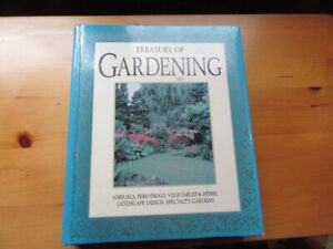 PLANTS & GARDENING (8 books) - REDUCED!!!!