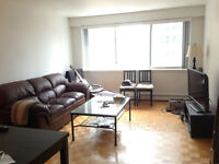 $1500 all inclusive - Downtown 3 ½ on Drummond, August 1-31