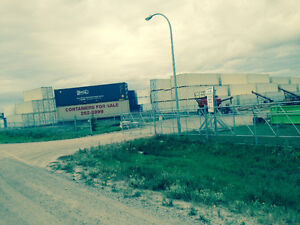 Containers for rent Cheap,, for Fort Mac Victims!! Rent to own.