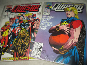 Quasar #28, 29 - HER Appearance (Guardians Movie)