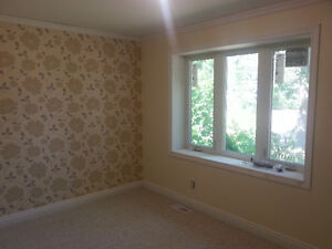 located in quiet central area access to transit!