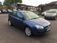 2006 Ford Focus 1.6 LX Hatchback 5dr Petrol Manual (161 g/km, 99 bhp)