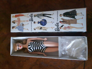 Collectable Barbie- 1959 Original. with Box