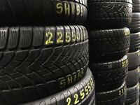 TYRE SHOP PartWorn Tyres Used Winter tyres 275/40/20 285/35/19 265/45/18 TIRES TIRE SPECIALIST