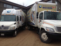 PROFESSIONAL MOVERS ALL Sizes TRUCKS