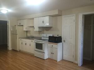 40 Truesdale Basement apartment available