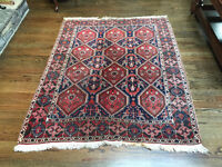 Persian or Indian Carpet, accent carpet or wall hanging