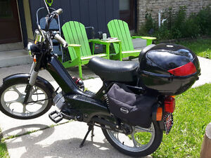 2001 Tomos Moped for sale