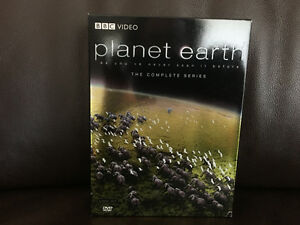 PLANET EARTH COMPLETE SERIES DVD