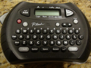 Brother P-touch Model #PT-70 Label Maker