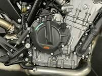 KTM 790 Duke 20 model - Balance of warranty. 868 miles