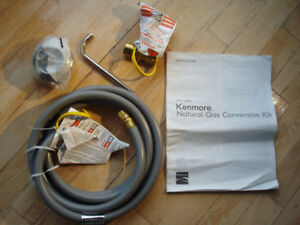 BBQ Natural Gaz Conversion Kit Kenmore