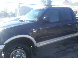 2001 Ford F-150 Xlt 4x4 camionnette