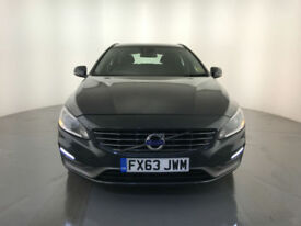2013 63 VOLVO V60 BUSINESS EDITION DIESEL 1 OWNER SERVICE HISTORY FINANCE PX