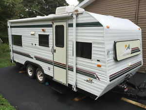 1996 Sunline Solaris Camper For Sale