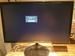 "SAMSUNG 22"" MONITOR FOR SALE"