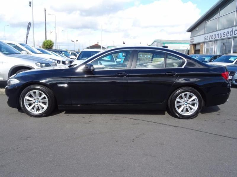 2012 BMW 5 Series 520d SE 4dr Step Auto [Start Stop] 4 door Saloon