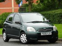 Toyota Yaris 1.0 VVT-i T3 5 DOOR..7 SERVICE STAMPS + WARRANTY