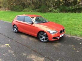 2013 BMW 1 Series 2.0 116d Sport Sports Hatch 5dr (start/stop)