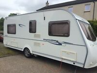 fixed bed 2006 motor mover £5950