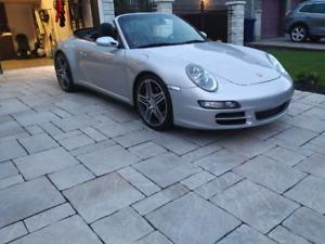 2006 Porsche 911 Carrera 4s convertible c4s