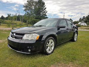 2012 Dodge Avenger SXT  $0 DOWN - $83 BI WEEKLY OAC