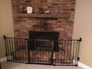 Kidco Fireplace Hearth Gate Retail $260