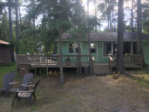 Murray Point Emma Lake Cabin Rental