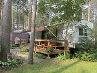 Move in Ready - 44' Trailer - Whispering Pines