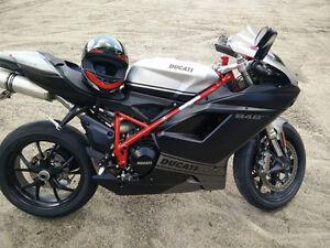 Ducati 848 EVO Corse (SE) 2013 INCL WARRANTY/GARANTIE
