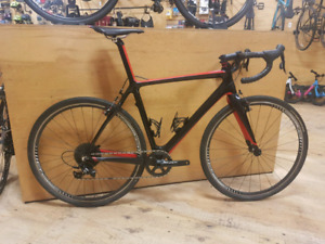 ISP Carbon canti cross bike Large