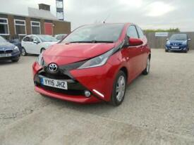 Toyota AYGO 1.0 VVT-i ( 68bhp ) 5 door £Nil Road Tax ONLY 28,944 miles FSH