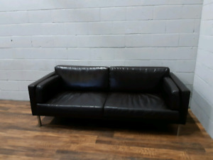 Free delivery: Modern Leather Sofa