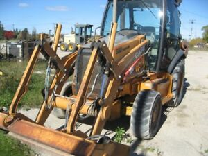 2006 CASE 580 SM 2 BACKHOE