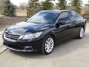 2013 Honda Accord 6mt Touring only 29,000kms