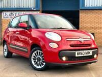 ** VALUE ** 2013 (63) Fiat 500L Lounge 1.6 DIESEL Multijet 105 5 door MPV